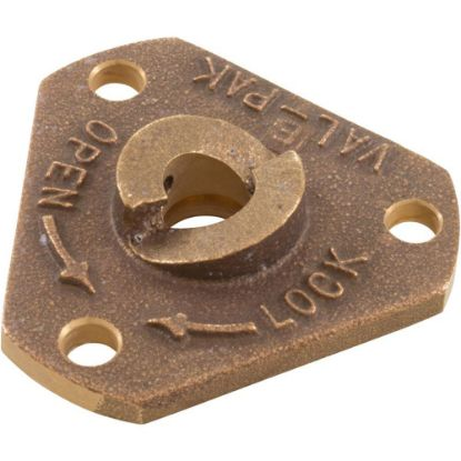 "V34-152 Piston Cap, Val-Pak, Generic, Anthony, Valve, 1.5"" Brass replaces 017754, 17754, 39960324, 4890-064, 602791"