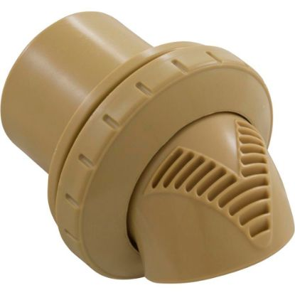 "VRFSISTN Inlet Fitting, Infusion Venturi, 1-1/2"" Insider, Tan replaces 3716-016"